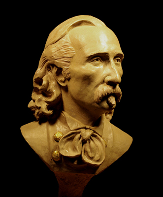 George A Custer Sculptures