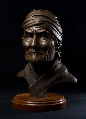 Geronimo Sculptures