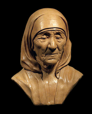 Mother Teresa Sculptures